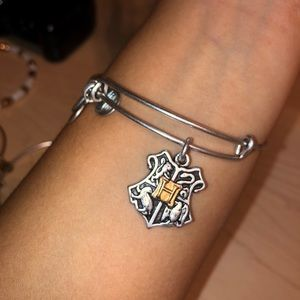 Alex and ani harry potter charm bracelet